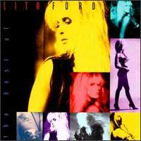 [Lita Ford The Best Of Lita Ford Album Cover]