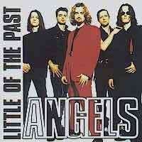 [Little Angels Little of the Past Album Cover]