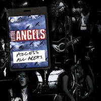[Little Angels Access All Areas Album Cover]