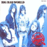 [Little Angels Big Bad World Album Cover]