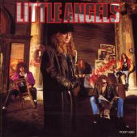 Little Angels Young Gods Album Cover