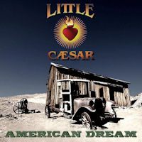 [Little Caesar American Dream Album Cover]