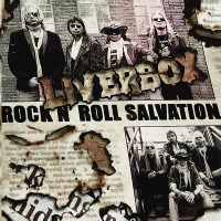 Liverbox Rock N' Roll Salvation Album Cover