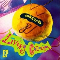 [Living Colour Biscuits Album Cover]