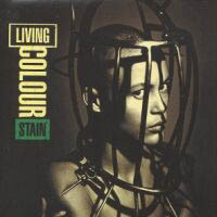 [Living Colour Stain Album Cover]