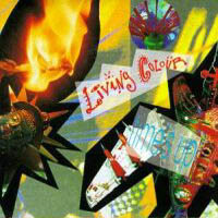 [Living Colour Time's Up Album Cover]