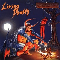 [Living Death Killing in Action Album Cover]