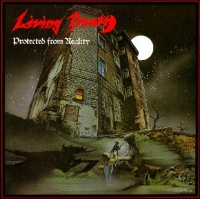 Living Death Protected From Reality Album Cover