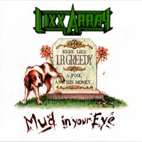 [Lixx Array Mud in Your Eye Album Cover]