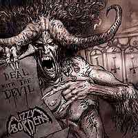 [Lizzy Borden Deal With the Devil Album Cover]