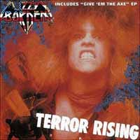 Lizzy Borden Terror Rising Album Cover