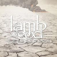 [Lamb of God Resolution Album Cover]