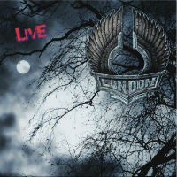 [London Live Album Cover]