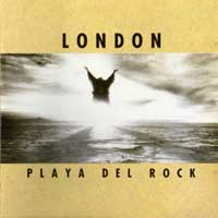 [London Playa Del Rock Album Cover]