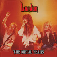 [London The Metal Years Album Cover]