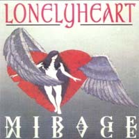 [Lonely Heart Mirage Album Cover]