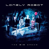 [Lonely Robot The Big Dream Album Cover]