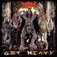 Lordi Get Heavy Album Cover