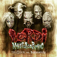 [Lordi Monstereophonic Album Cover]