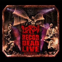 Lordi Recourded Live - Sextourcism in Z7 Album Cover