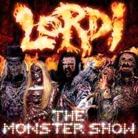 [Lordi The Monster Show Album Cover]