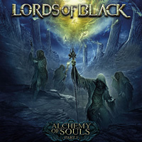 [Lords of Black Alchemy of Souls Album Cover]