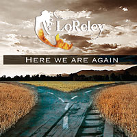 LoReLey Here We Are Again Album Cover