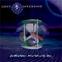 [Lost Weekend Forever Moving On Album Cover]