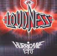 [Loudness Hurricane Eyes Album Cover]