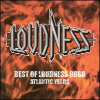[Loudness Best Of Loudness 8688 - Atlantic Years Album Cover]