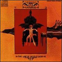 [Loudness The Law Of Devil's Land Album Cover]
