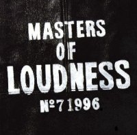 [Loudness Masters Of Loudness Album Cover]