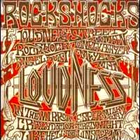 [Loudness Rockshocks Album Cover]