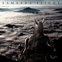 [Loudness Samsara Flight Album Cover]