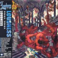 [Loudness Loudness Album Cover]