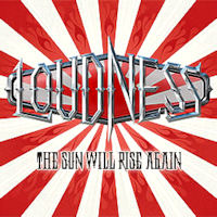 [Loudness The Sun Will Rise Again Album Cover]