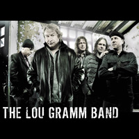 [The Lou Gramm Band The Lou Gramm Band Album Cover]