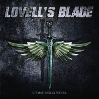 Lovell's Blade Stone Cold Steel Album Cover