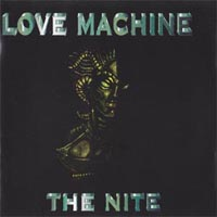 [Love Machine The Nite  Album Cover]