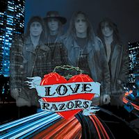 [Love Razors Hollywood Underground Album Cover]