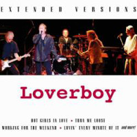 Loverboy Extended Versions Album Cover
