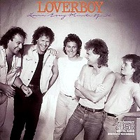 Loverboy Lovin' Every Minute of It Album Cover