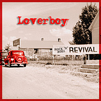 [Loverboy Rock N Roll Revival Album Cover]