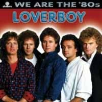 [Loverboy We Are the '80s Album Cover]
