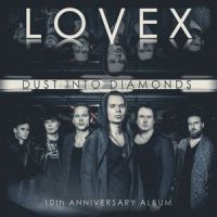 [Lovex Dust Into Diamonds: 10th Anniversary Album Album Cover]