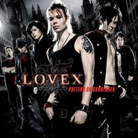 [Lovex Pretend or Surrender Album Cover]