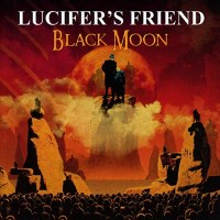 Lucifer's Friend Black Moon Album Cover