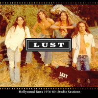 [Lust Hollywood Roxx 1976-80: Studio Sessions Album Cover]