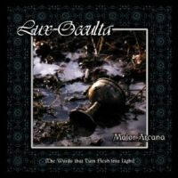 [Lux Occulta Maior Arcana (The Words that Turn Flesh into Light) Album Cover]