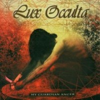 [Lux Occulta My Guardian Anger Album Cover]